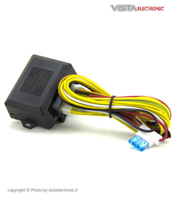 پاور ویندوز اتوماتیک خودرو PLC