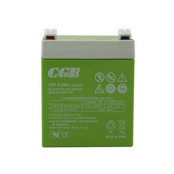 باتری 12 ولت 4.5 آمپر CGB