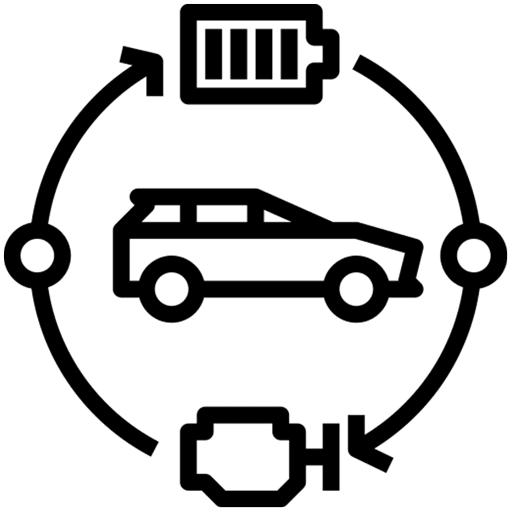 car & motorcycle battery