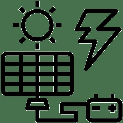 باتری پنل خورشیدی