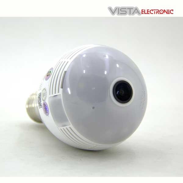 دوربین مداربسته لامپی v380s