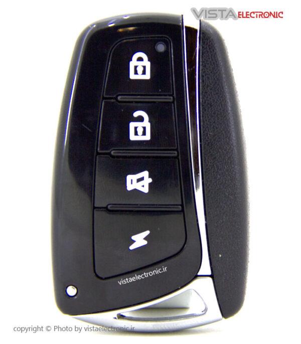 دزدگیر خودرو چیتا F5 XD02