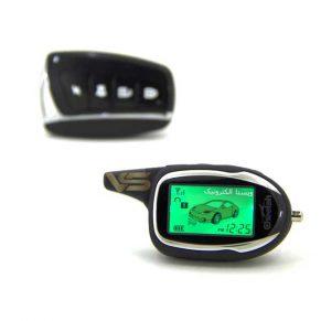 دزدگیر چیتا تصویری FM-F5D بلوتوثی